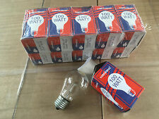 Pack of 20 e27 screw fit light bulbs (100W)
