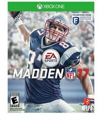 Madden 17 Xbox One 2017 NFL Draft / 2017 Seaon Roster Update (download only)