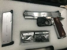 Fully upgrade Western Arms(WA) Airsoft Kimber 1911(PRIME AL kit+All steel parts)