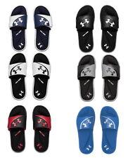 Under Armour Mens Ignite VI Slide Athletic Sandals Flip Flop -Pick Color & Sizes