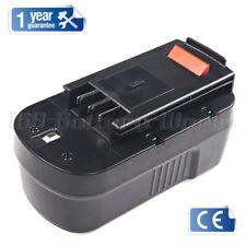 18V 1.7Ah Battery for Black & Decker GTC800 GLC2500 A1718 GTC610 A18 FireStorm