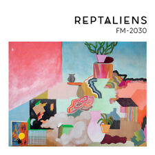 Reptaliens - FM-2030 - CD (2017) - Brand NEW and SEALED