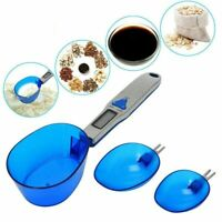 Electronic Measuring Scale Digital Kitchen Weight Spoon Scales+3 Weighing Spoons
