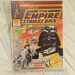Star Wars Empire Strikes Back Weekly Comic No.118 Marvel Comics UK 1980 No Gifts