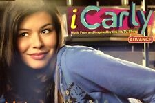 iCARLY - Music From Hit TV Show - Promo Adv. Cd - Miranda Cosgrove avril lavigne