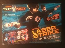 Spy Net: Spy Strike Laser Dueling System Jakks Pacific