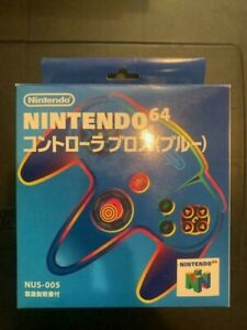 N64 controller with box