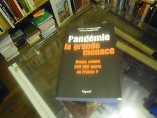Pandémie, la grande menace, Jean-Philippe Derenne