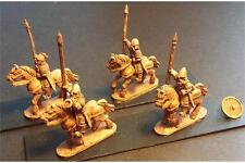 15mm Fantasy Frigian Cavalry with Spears & Shields Unarmored Horse (16 figures)