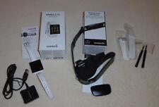 GARMIN VIVOACTIVE Sport GPS Smartwatch weiß + Premium HF-Brustgurt - TOP in OVP