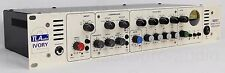 Tl audio Ivory 2 5051 Tube mono MIC preamp channelstrip tubo + 1.5j garantía