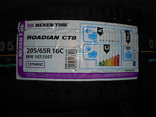 2x 205/65 16C 107/105T NEXEN CT8 2056516C GREAT WET GRIP QUALITY NEW VAN TYRES