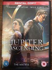 Jupiter Ascending DVD 2014 Wachowski Sci-Fi Film Movie