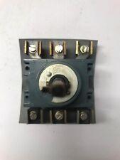 STROMBERG OETL30U1 30 amp 3 phase 600 volt switch