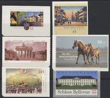 2007sk] Deutschland 2007 selbstklebende Briefmarken postfrisch komplett