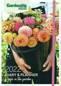 TF - Gardening Australia - 2022 Diary & planner