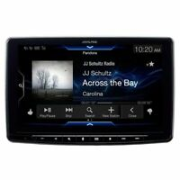 "Alpine iLX-F309, Halo9 9"" Digital Media Car Stereo CarPlay Android Auto-Free Cam"