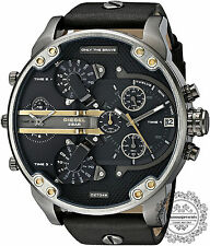 Diesel Original DZ7348 MR DADDY 2.0 Gold Multiple Time Chronograph Watch