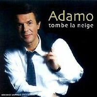 Tombe la neige von Adamo | CD | Zustand gut