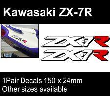 Motor Bike ZX-7R | Decal Sticker Graphic | 1Pair | BB200