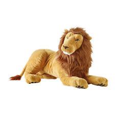 IKEA DJUNGELSKOG Large LION Soft Toy Plush Animal Stuffed Teddy 70cm