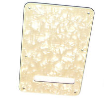 Fender Aged White Pearloid Standard Back Plate Stratocaster/Strat 099-1328-000