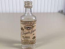 Mignonnette minibottle non ouverte tequila sauza