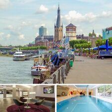 4 Tage Städtereise Düsseldorf 4★ Mercure Hotel Kaarst Kurzurlaub Wellness