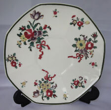 Royal Doulton Old Leeds Sprays Hexagonal China Side Plate - Floral