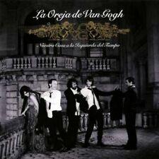 LA OREJA DE VAN GOGH - NUESTRA CASA A LA IZQUIERDA DEL TIEMPO - FTO VINILO- [CD]