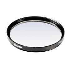 Hama 55mm Coated UV Filter Lens Protector Ultra Thin 3mm Metal Mount 70055