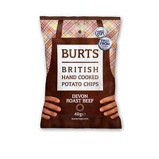 Burts Devon Beef - Available in 20 x 40g Box
