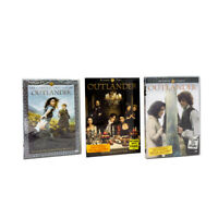 Outlander The Complete Series Season 1-3 ( DVD, 2019, 14-Disc Box Set ) 1 2 3