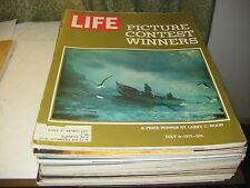 LIFE MAGAZINE, JULY 9 1971  ISSUE, PRIZE WINNING PICTURE  ON COVER.