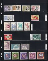 ROMANIA 6 STOCK PAGES COLLECTION LOT 147 STAMPS