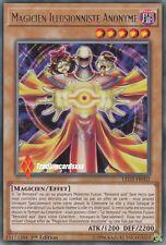 ♦Yu-Gi-Oh!♦ Magicien Illusionniste Anonyme (Le Renoncé): LED2-FR002 -VF/Rare-