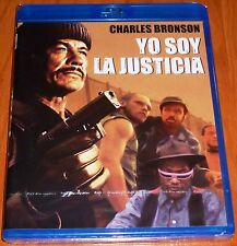 YO SOY LA JUSTICIA / Death Wish 2 - Charles Bronson English/Español - AREA A/B/C