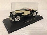 Duesenberg SSJ Düsenberg 1:43 Geschenk Modellauto Oldtimer Spielzeug Rarität Top
