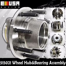 FRONT Wheel Hub&Bearing for 00-04 Ford F250/350 Super Duty SRW 4WD w/REAR ABS