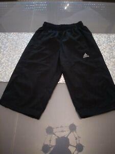 Adidas 7|8 Hose Jungs Gr 140