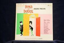 IRMA LA DOUCE:Andre Previn:Original Soundtrack on Near Mint RARE MONO Vinyl LP