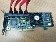 LP 1U Areca ARC-1220 VER:1.2 3Gb/s 8 Channel SATA II array card PCI-E x8