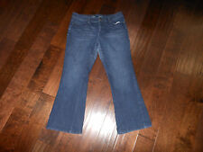 Preowned THE LIMITED 312 Stretch Jeans Size 12S  x 29 Dark Wash