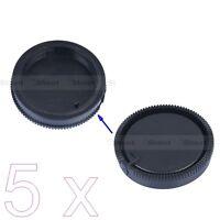 5x Rück Objektivdeckel Rear Lens Cap Cover für Sony Konica Minolta a Serie Linse