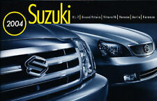 2004 Suzuki Sales Brochure Book XL-7 Vitara Verona XL7
