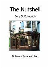 The Nutshell, Bury St Edmunds. Britain's Smallest Pub. For Sale by Author