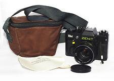 ZENIT 15M Russian SLR camera USSR beLOMO w/ lens HELIOS 44M-4 M42 Very Good Cond