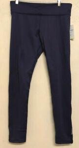 NEW girls size XXL Plus Old Navy Balance LEGGINGS Go-Dry purple 16 Plus