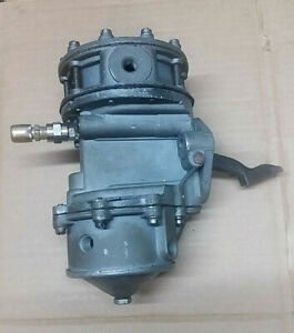 Willys M38 jeep AC fuel pump. Repaired. (Compatible also with M38A1 & MB jeeps)