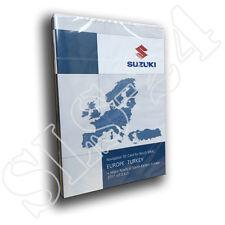 Suzuki SX 2017 Deutschland EUROPA+TÜRKEI Navi Micro-SD-Card für Bosch MMC V7.0